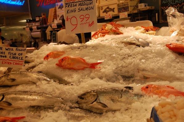 Pure Food - Copper River Salmon